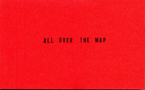 All Over The Map by Musagetes