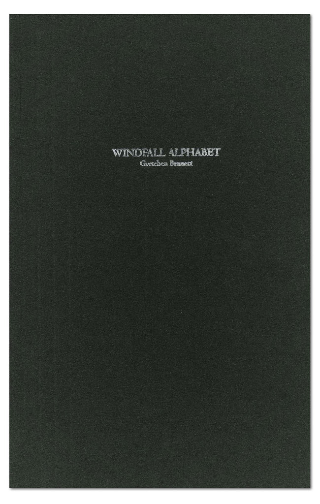 Windfall Alphabet by Gretchen Bennett