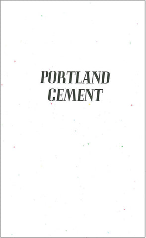 Portland Cement by Antonia Carrara