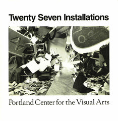 Twenty-Seven Installations by Portland Center for the Visual Arts