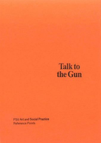 Talk to the Gun by Pedro Reyes