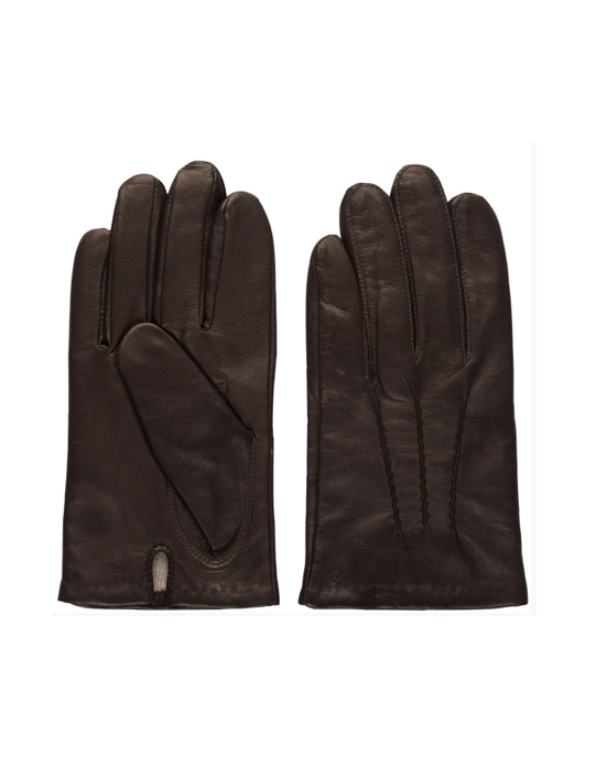 Nappa Glove // Dark Brown - Mick & Kip