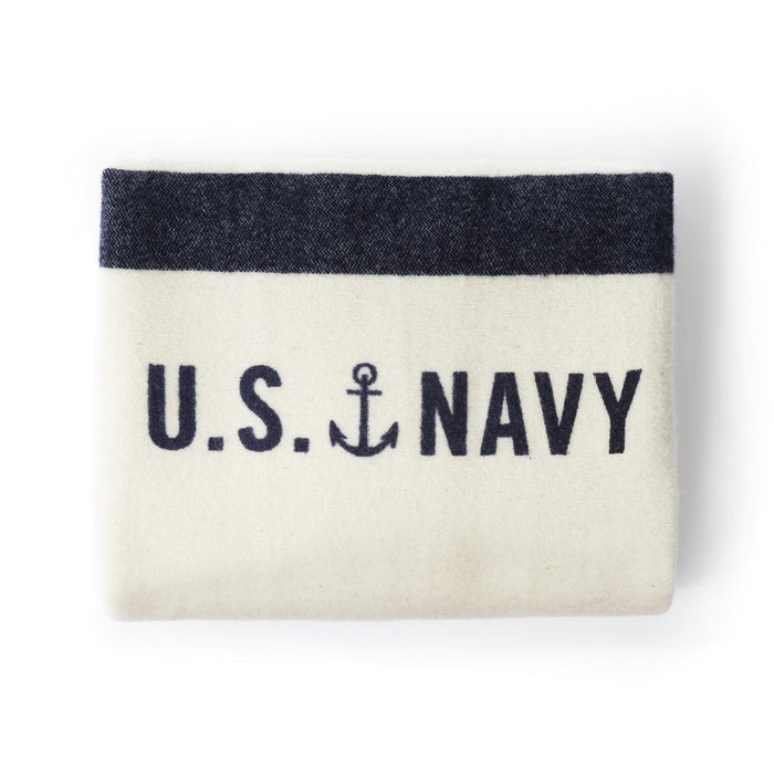 Foot Soldier Military Wool Blanket