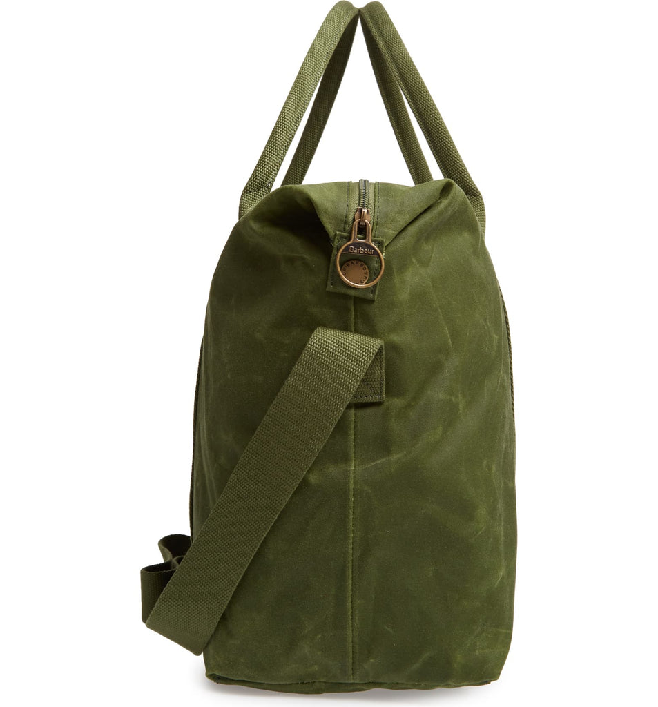 Eadan Holdall in Green