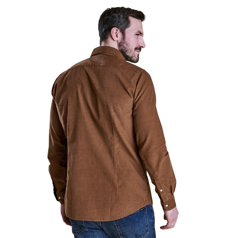 Corduroy Shirt in Sandstone