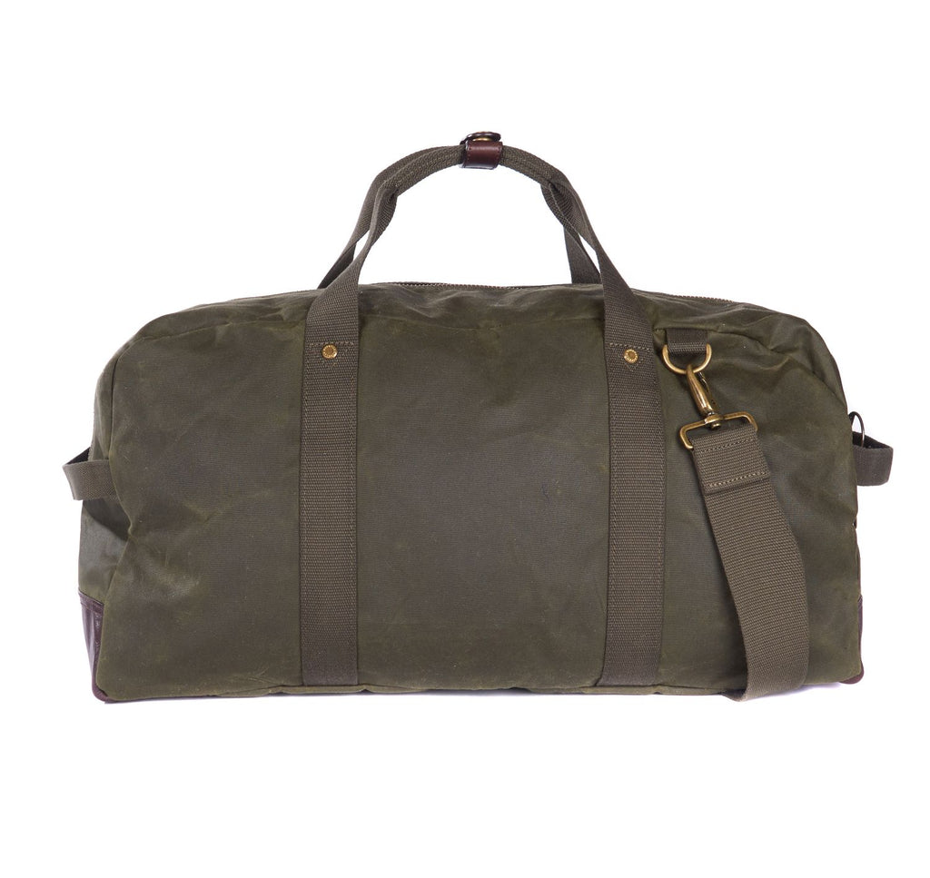 Gamefair Holdall in Archive Olive