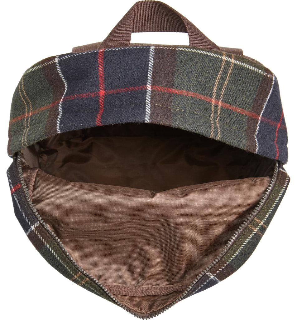 Carrbridge Backpack in Classic Tartan