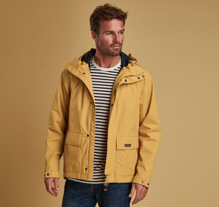 Barbour Foxtrot Breathable Waterproof Jacket