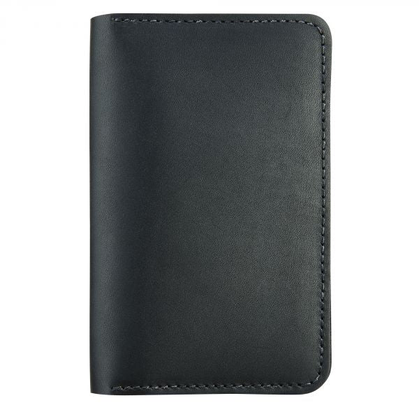 Passport Wallet in Black