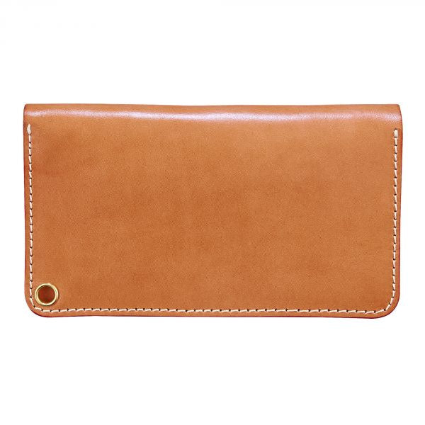 Trucker Wallet in Leather