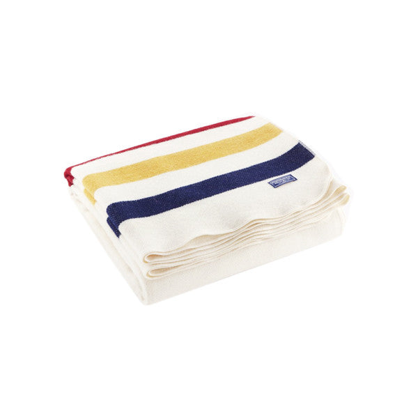 Wool Throw // Revival Stripe - Mick & Kip - 1
