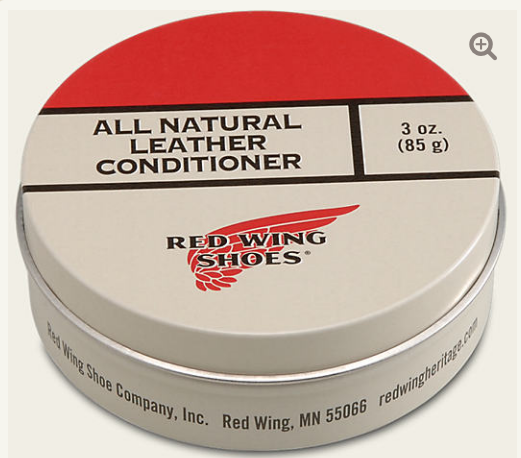 RED WING SHOES ALL NATURAL LEATHER CONDITIONER - Mick & Kip