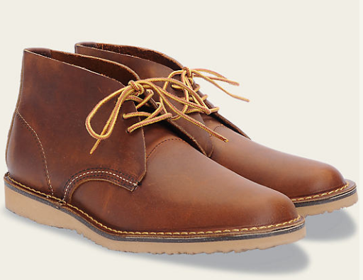RED WING SHOES WEEKENDER CHUKKA // COOPER - Mick & Kip - 2