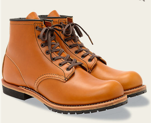 "RED WING SHOES BECKMANN ROUND 6"" // CHESTNUT - Mick & Kip - 2"