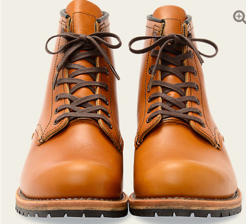 "RED WING SHOES BECKMANN ROUND 6"" // CHESTNUT - Mick & Kip - 3"