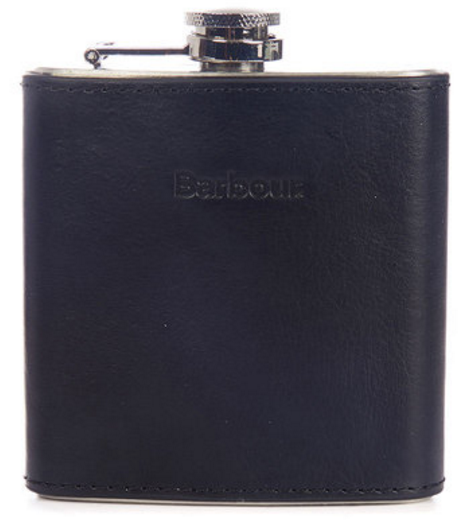 Hipflask Giftbox - Black