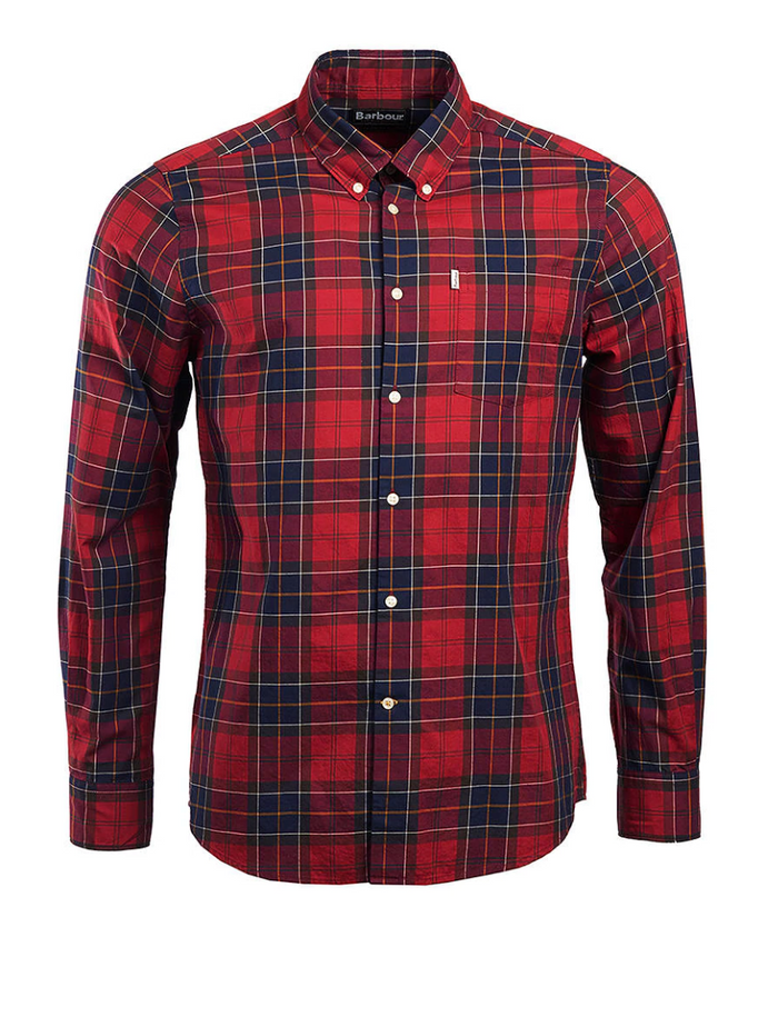 Wetheram Shirt in Red