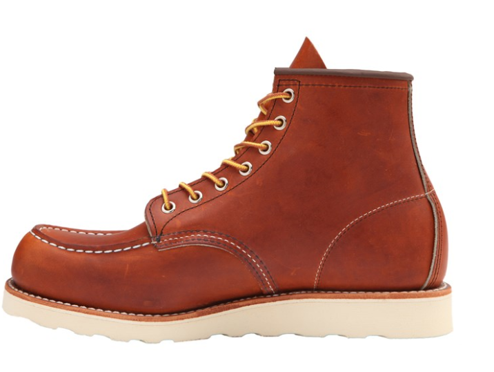Classic Moc Boot in Brown