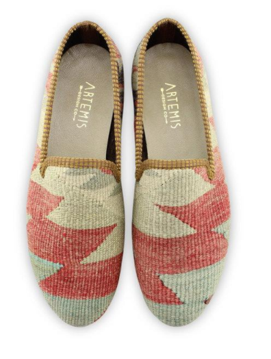 SIZE 44 (US 11) MEN'S KILIM SMOKING SHOE