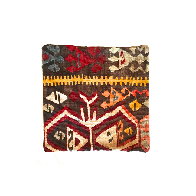 Kilim Pillow No. 8 - Mick & Kip