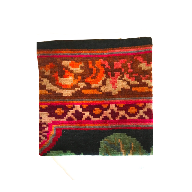Kilim Pillow No. 9 - Mick & Kip