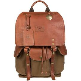 Lennon Backpack // Olive