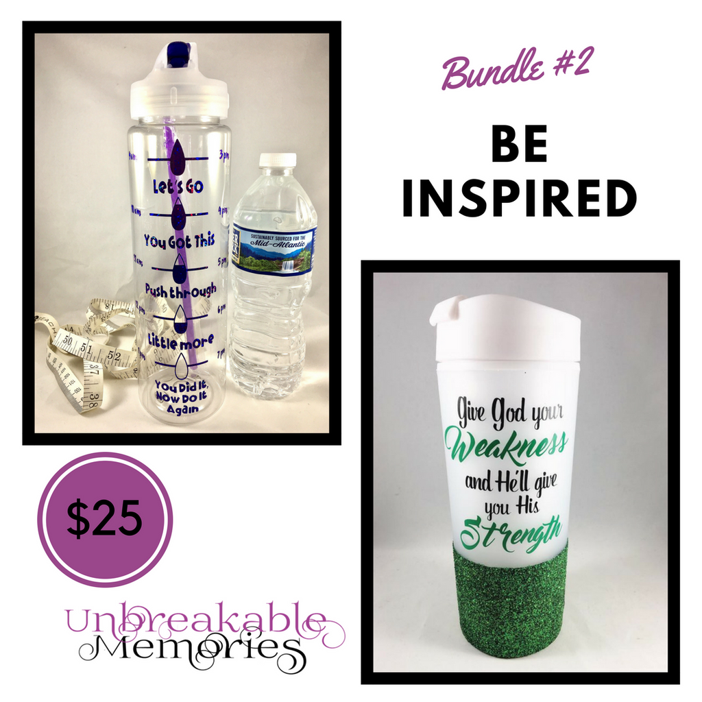 Bundle #2 - Be Inspired