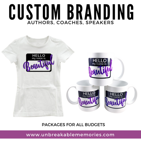 Custom Branding - Party of 5
