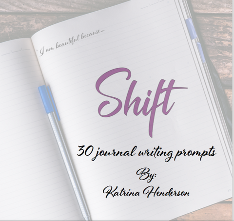 Shift - 30 Journal Writing Prompts (ebook)