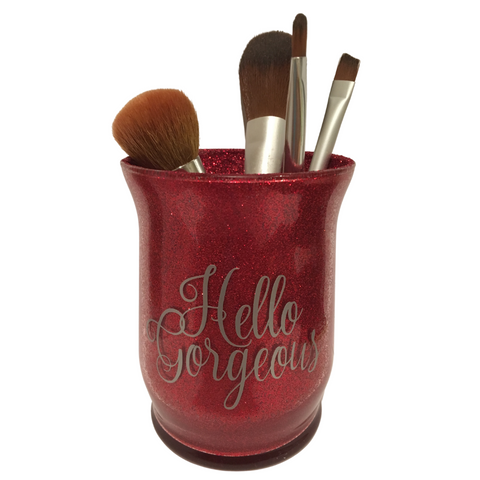 Makeup brush holder - Unbreakable Memories