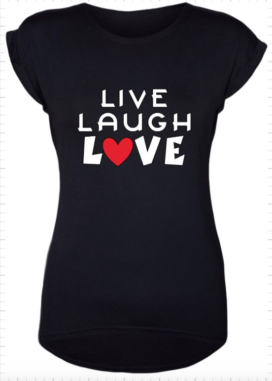 Live Laugh Love - Unbreakable Memories