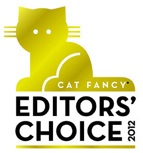 Boxiecat Wins The Cat Fancy 2012 Editors' Choice Award!