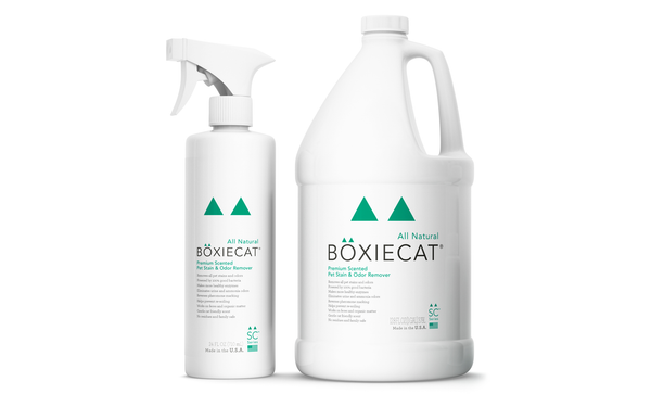 Boxiecat Stain & Odor Removers