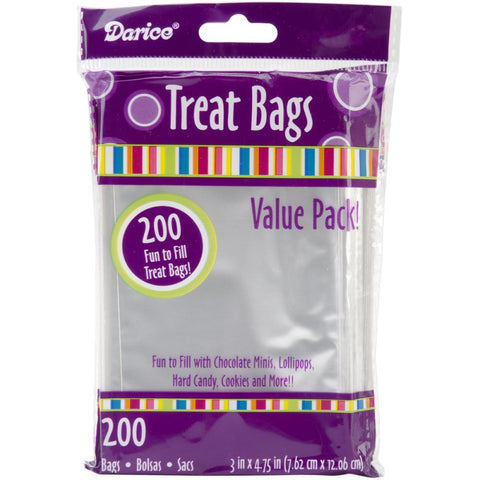 Darice - Value Pack Treat Bags