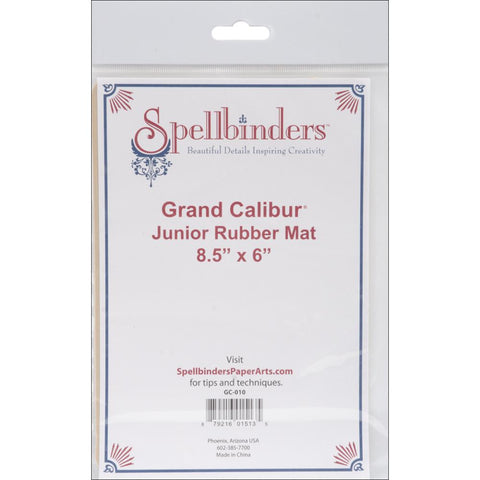 Spellbinders Grand Calibur - Junior Rubber Mat
