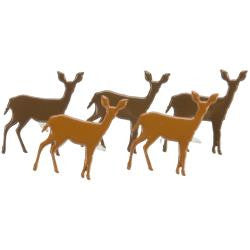EyeLet OutLet - Deer Brads