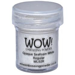 WOW Embossing Powders - Opaque Seafoam White