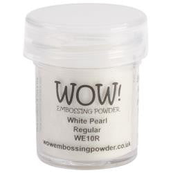 WOW Embossing Powders - White Pearl