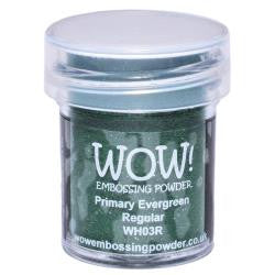WOW Embossing Powders - Primary Evergreen