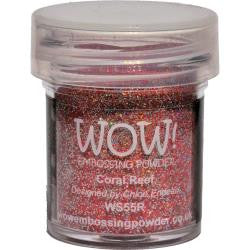 WOW Embossing Powders - Coral Reef