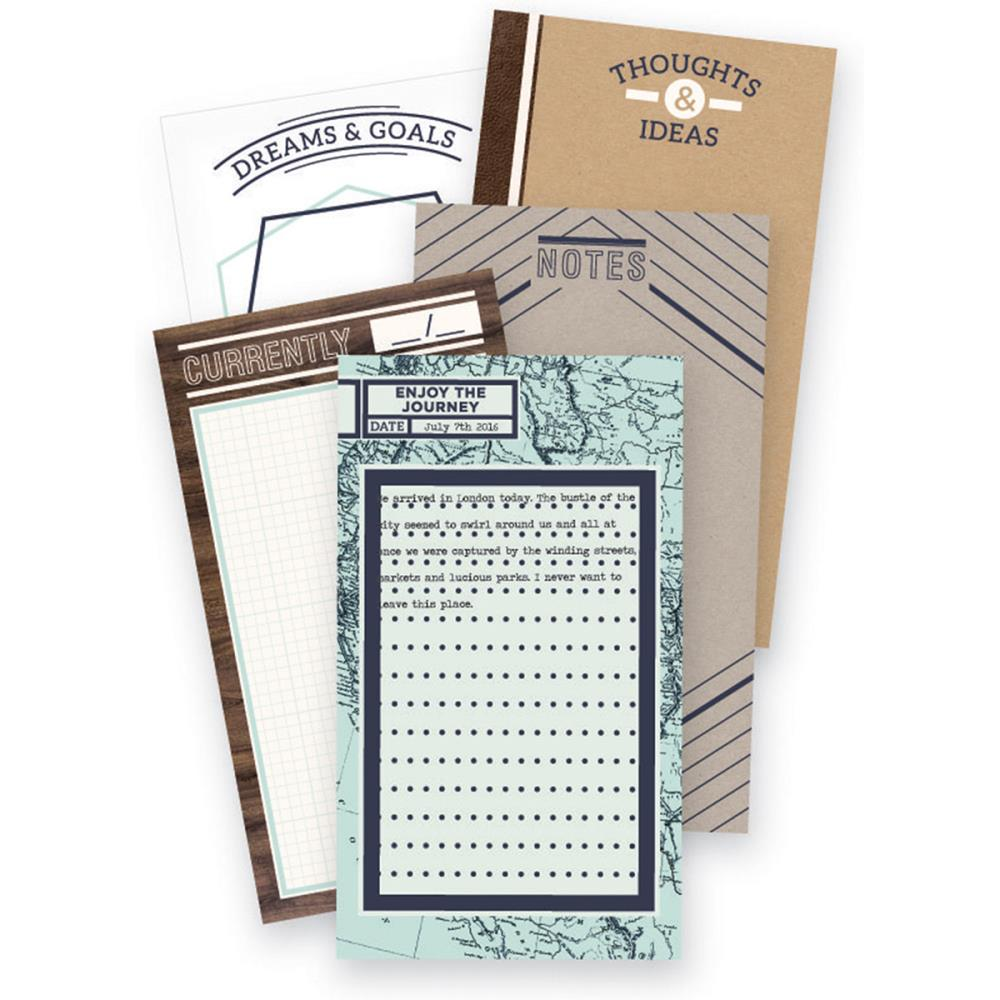 We R Memory Keepers - Typecast - Notepad