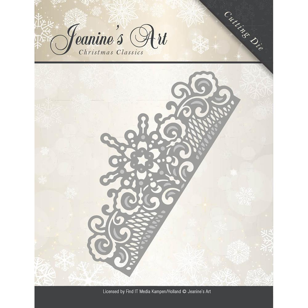 Find It [Jeanine's Art] - Christmas Classics - Frozen Border