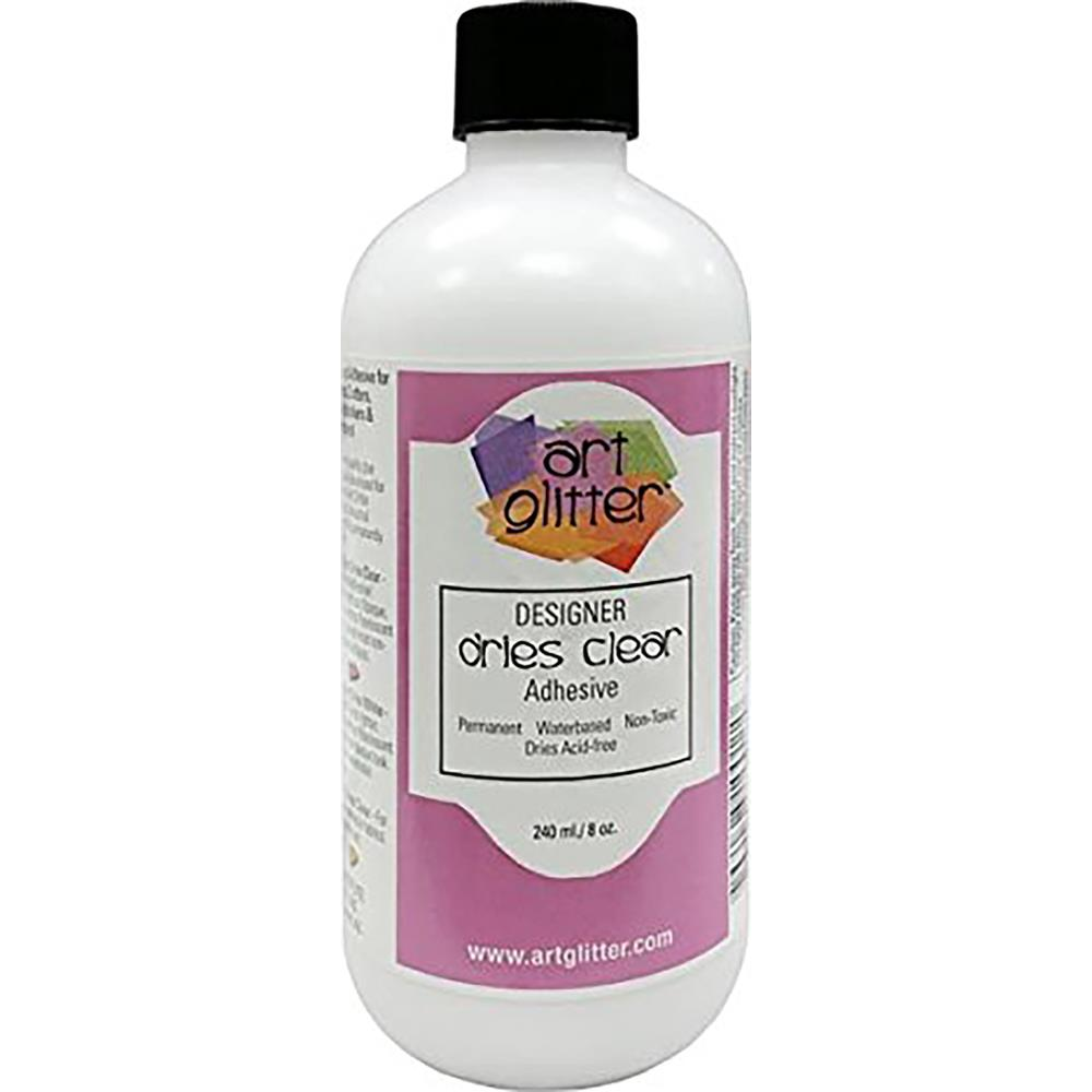 Art Glitter Glue - Drys Clear