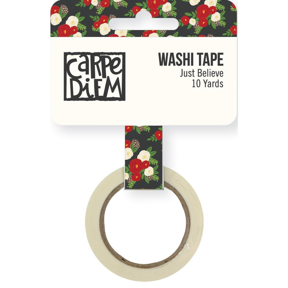 Simple Stories Washi - [Collection] - Carpe Diem - Just Believe