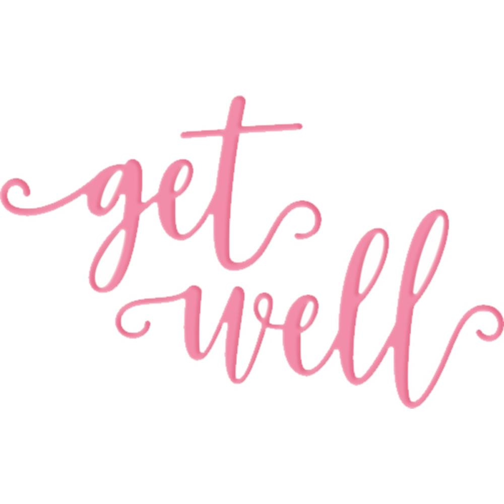 Cottage Cutz - Get Well Phrase