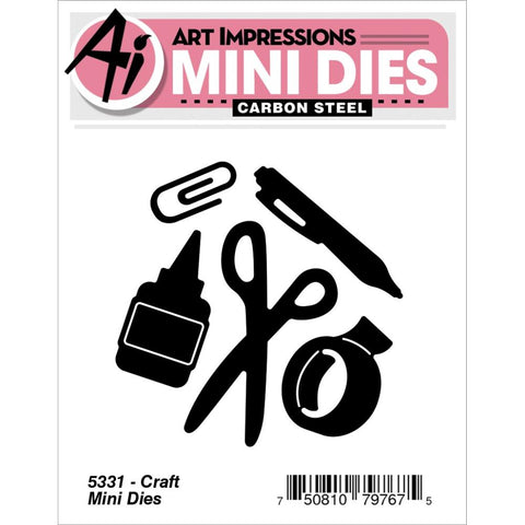 Art Impressions Dies - Craft Mini Dies