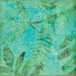 Stamping Station 12x12 Paper - Tropical Fern