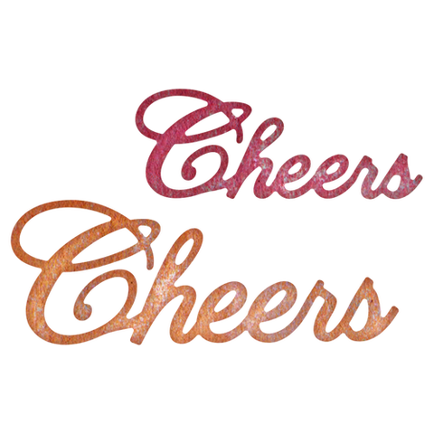 Cheery Lynn Designs  Dies - Cheers