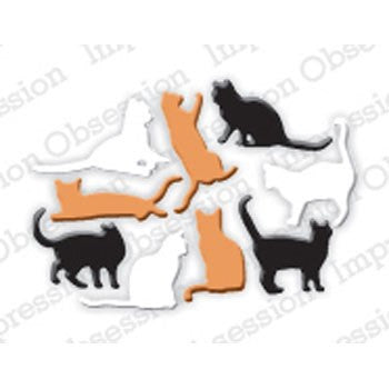 Impression Obsession - Mini Cats