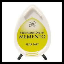 Memento Tear Drop Ink Pad - Pear Tart